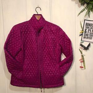 Lands End - primaloft packable quilted jacket SP